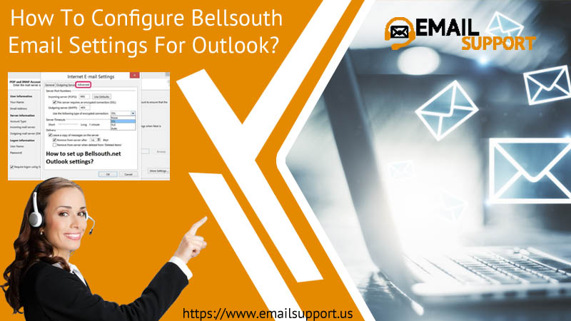 Bellsouth Email Settings