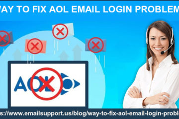 aol email login problems