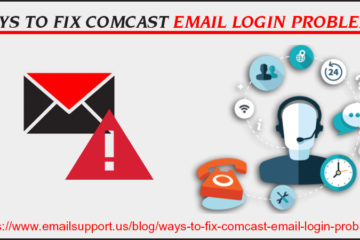 comcast login problems