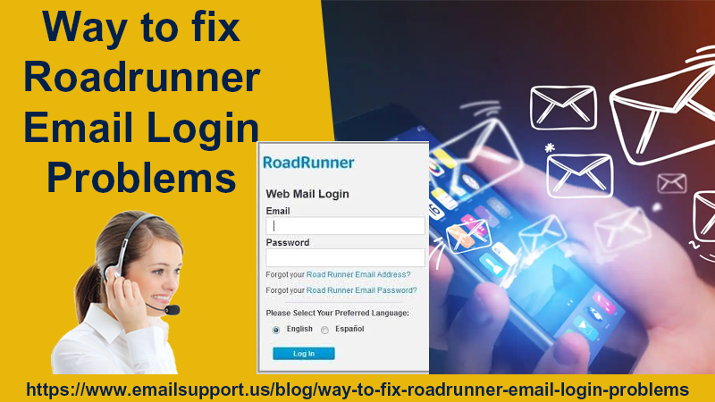 roadrunner login problems