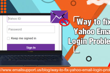 yahoo email login problems