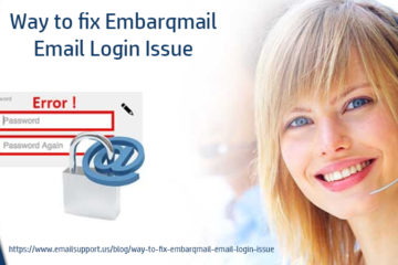 Embarqmail Email Login Issue