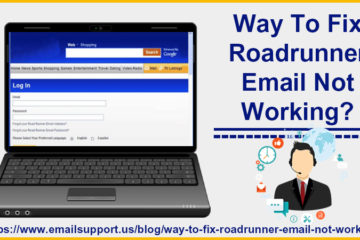 roadrunner email not working image