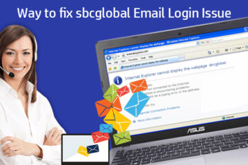 sbcglobal email login issue