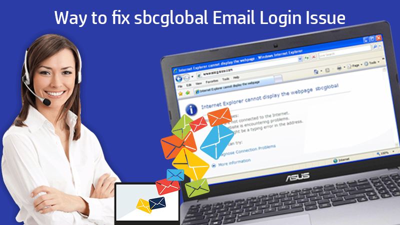 sbcglobal login issue