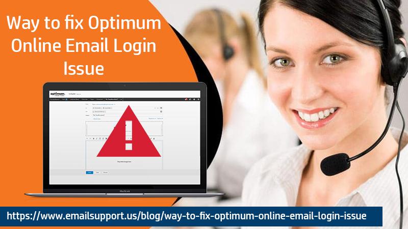 optimum login issue