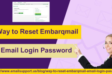 reset embarqmail password