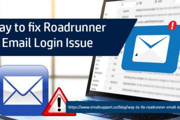 roadrunner email issue