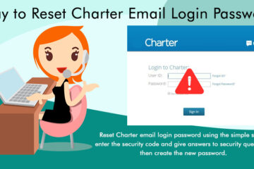 Reset Charter Email Login Password