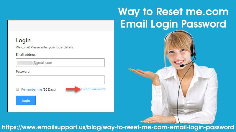 reset me.com login password