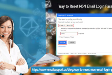 reset msn mail login password