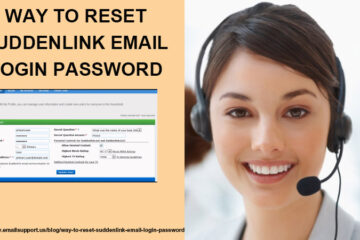 Reset Suddenlink email Login Password