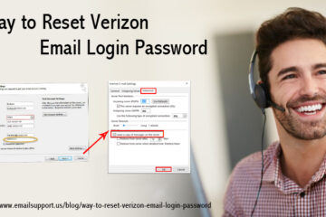 reset verizon email password