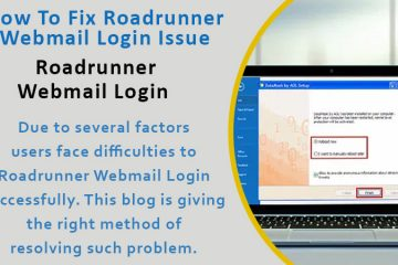 Roadrunner Webmail Login