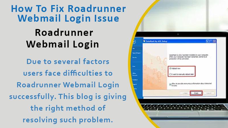 Roadrunner Webmail Login