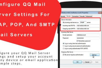 QQ mail server settings