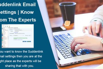 Suddenlink email settings