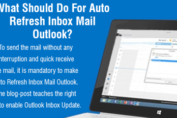 Auto Refresh Inbox Mail Outlook