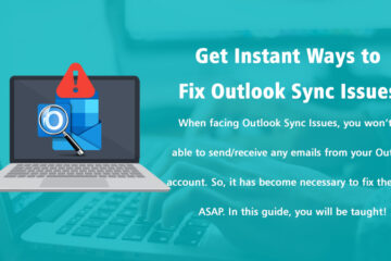 Outlook sync issues