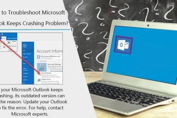 Outlook Keeps Crashing