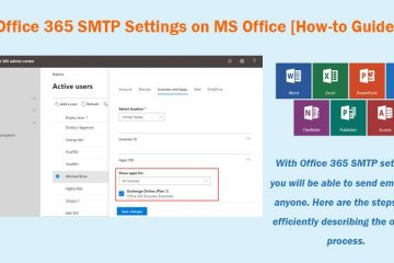 Office 365 SMTP settings