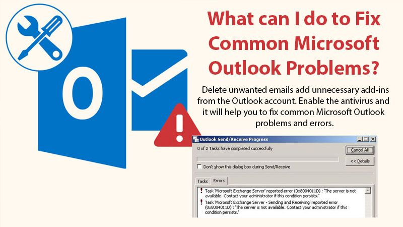 Microsoft Outlook Problems