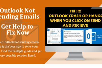 Outlook Not Sending Emails