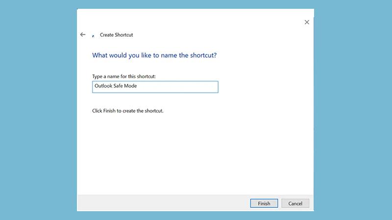 Create a Desktop Shortcut - 3