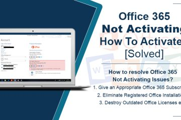 Office 365 Not Activating