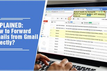 Forward Emails from Gmail