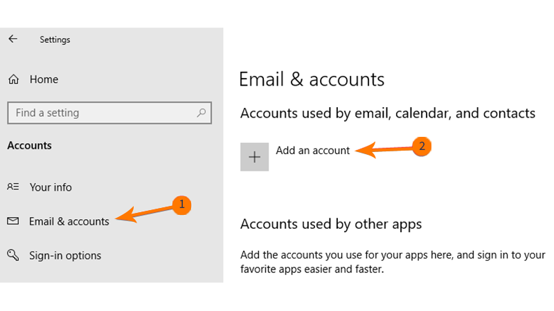 Get Started With a New Outlook Profile