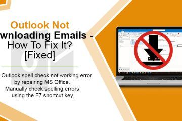 Outlook Not Downloading Emails