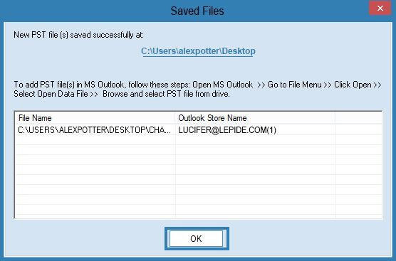 Kernel Outlook PST Repair - 6