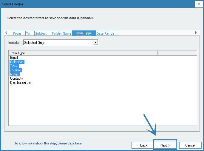 Kernel Outlook PST Repair - 4